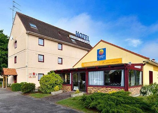 Comfort Hotel Rouen Sud Cleon Cleon France
