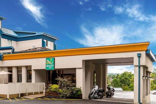 Quality Inn Deep Creek Lake: Hotel exterior