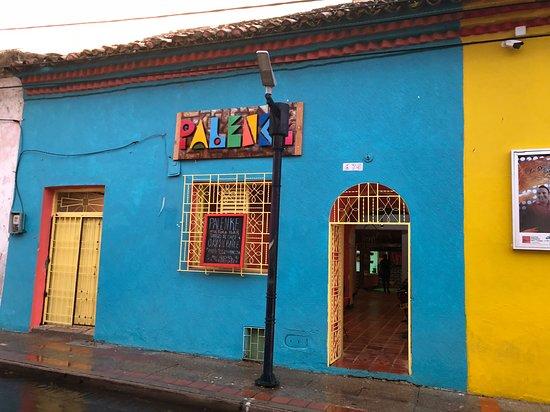 Palenke Cultura Bar