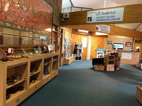 Waikerie District Visitor Information Centre