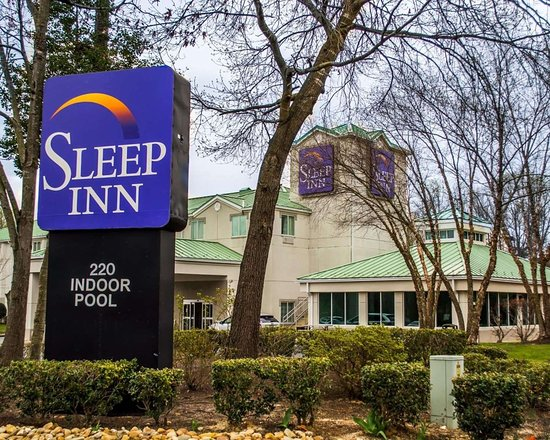 Sleep Inn: Hotel entrance
