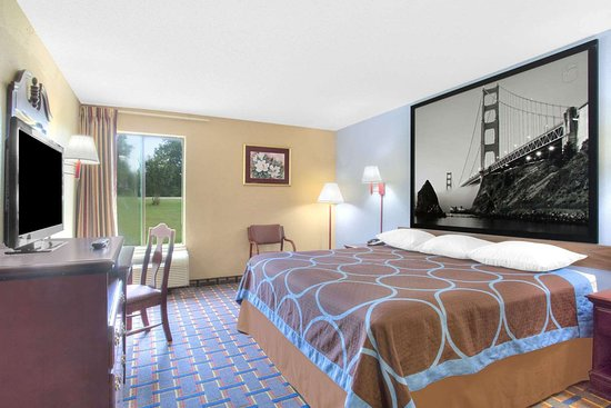 Booneville, Mississippi: Guest room