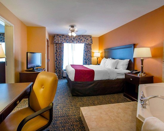 Comfort suites gateway 89 1 1 9 updated 2018 prices hotel reviews savannah ga for Hotels with 2 bedroom suites in savannah ga