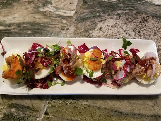 Perry Hall, MD: Deviled Eggs