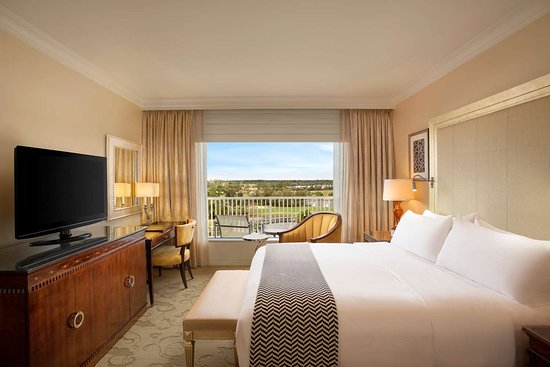 Waldorf Astoria Orlando: Guest room