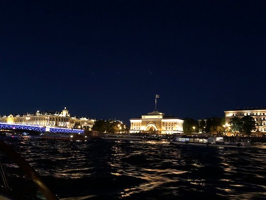 Private Tour: St Petersburg Canal Cruise: St. Petersburg
