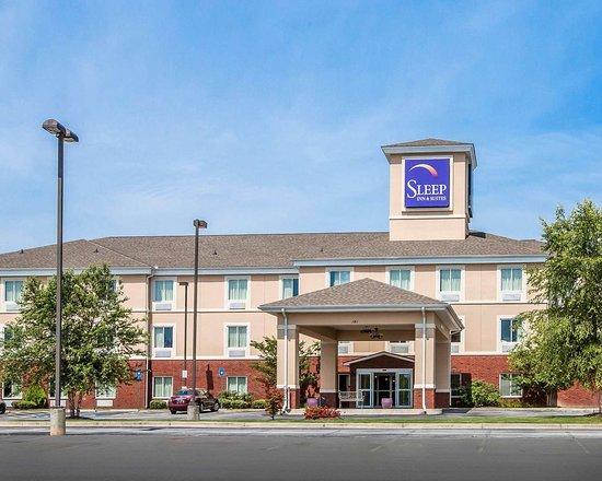 Done With Choice Hotel Brands Review Of Sleep Inn Suites Hiram Ga Tripadvisor