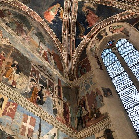 Church of San Francesco Arezzo照片