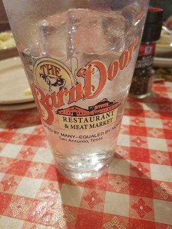 The Barn Door San Antonio Menu Prices Restaurant Reviews