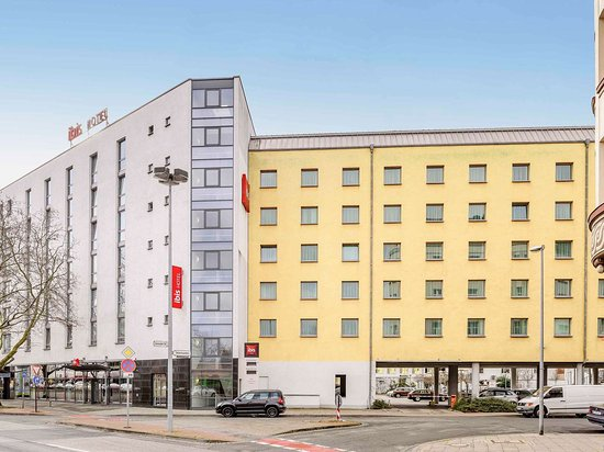 Ibis Hannover City: Exterior view