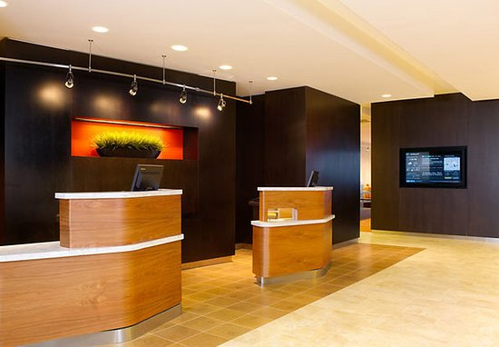 Courtyard by Marriott Burlington Mt. Holly Westampton: Lobby