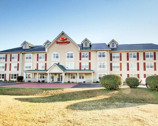Econo Lodge Inn And Suites Hotel In Flowood Ms