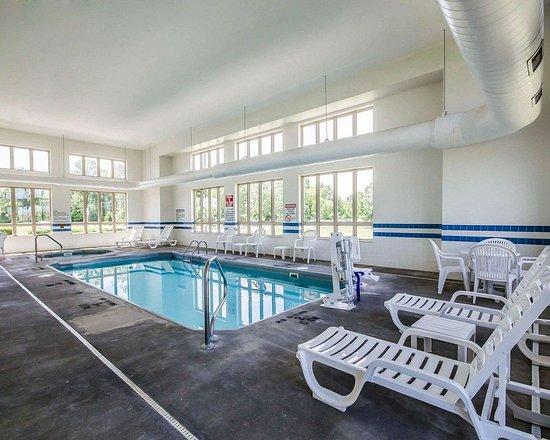 Rockport, IN: Indoor pool