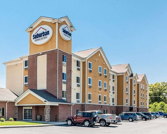 Suburban Extended Stay Hotel South Bend