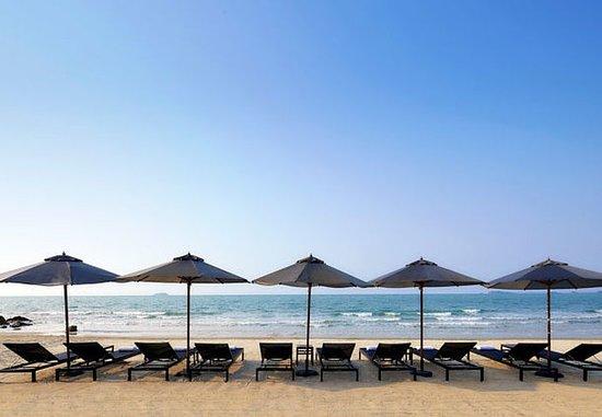 Chak Phong, Thailand: Beach