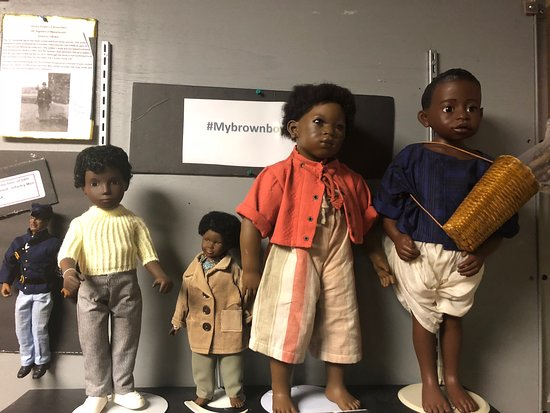 National Black Doll Museum of History & Culture
