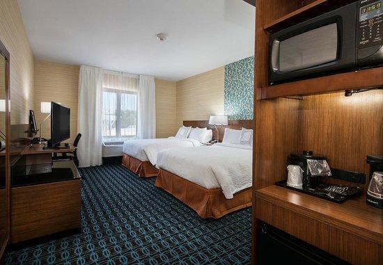 Benton, AR: Guest room