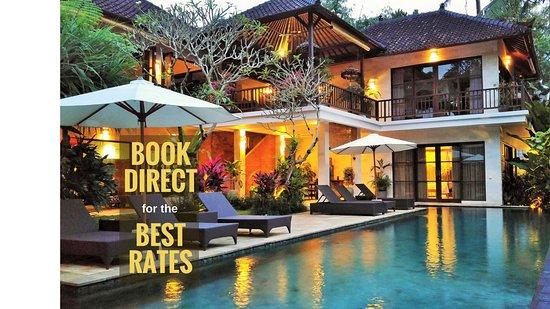 "Villa Saraswati: Click 'REDEEM ONLINE"" for the best rates & availability"