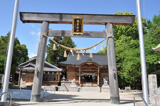 Tsubakikishi Shrine