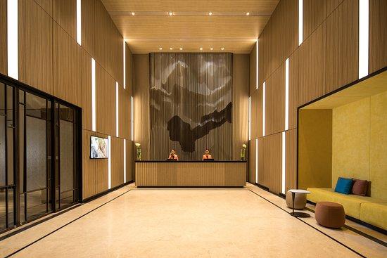 Citadines Gaoxin Xi'an: lobby