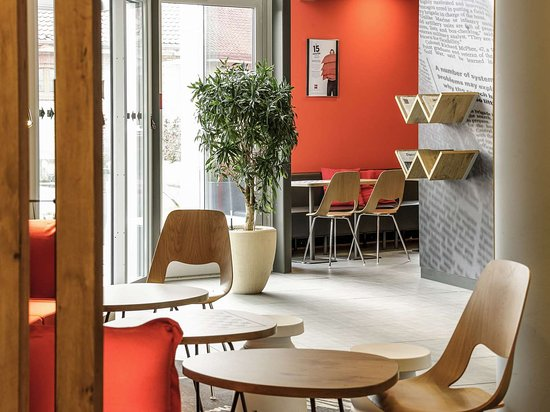 Ibis Bern Expo: Restaurant