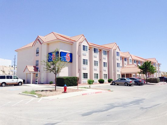 Motel 6 El Paso Southeast 43 5 1 Prices Hotel Reviews