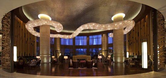 Fusong County, China: Lobby