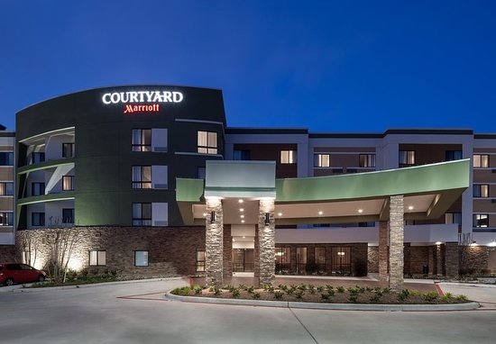Shenandoah, تكساس: Exterior