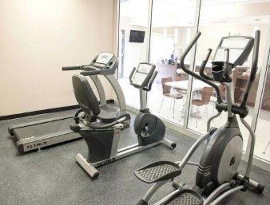 Stanton, TX: Fitness Center