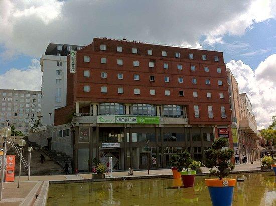 Centre d'affaire saint quentin