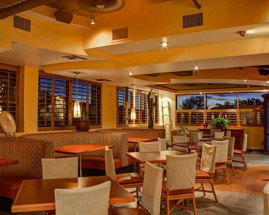 La Posada Lodge and Casitas: On-site restaurant