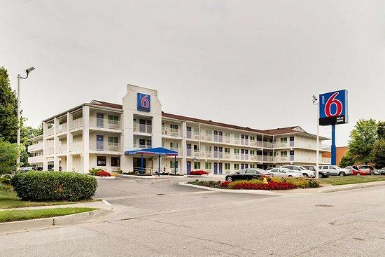 Motel 6 Baltimore - BWI Airport: exterior