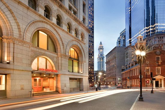 Ames Boston Hotel Curio Collection By Hilton 199 2 3 9 Updated 2018 Prices Reviews Ma Tripadvisor