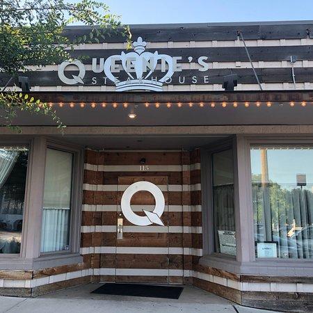 queenie 39 s steakouse denton menu prices restaurant reviews tripadvisor. Black Bedroom Furniture Sets. Home Design Ideas