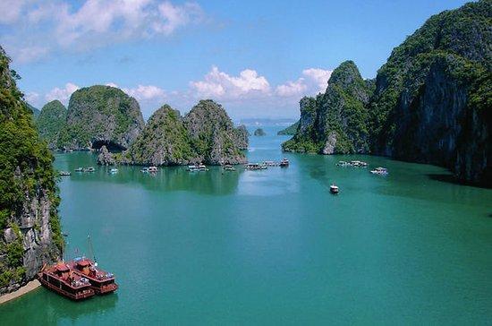 Crucero de un día a Halong desde Hanoi