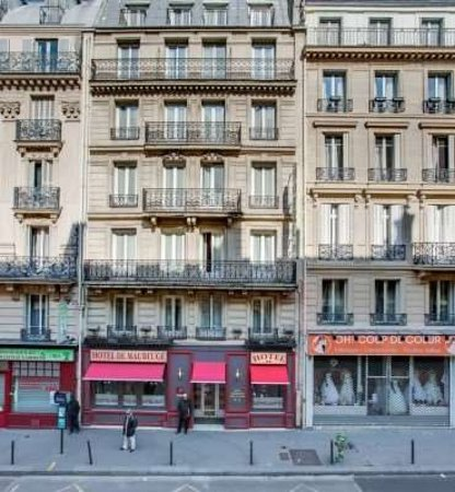 Hotel Maubeuge Gare Du Nord Updated 2019 Reviews Price
