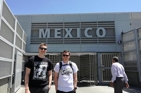 Introduction to Mexico, Tijuana Day...