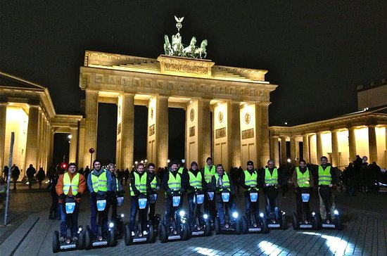 Berlin at Night Segway Tour
