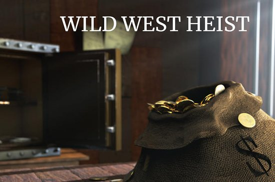 Wild West Heist Interactive Escape...
