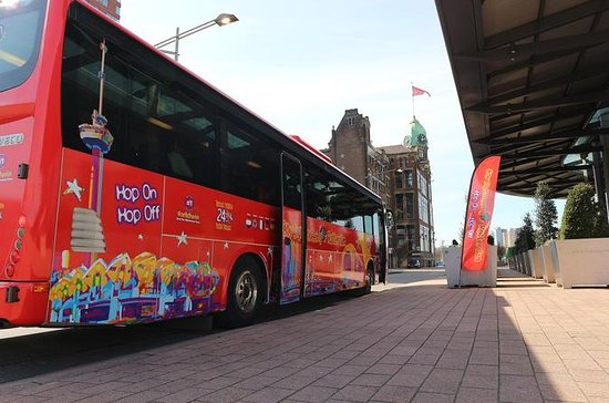 Hop-On Hop-Off City Sightseeing Bus...