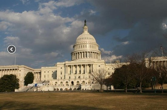 Washington, DC nattetid guidet tur