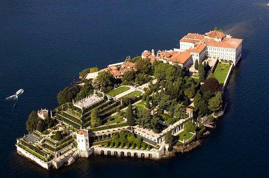 Sightseeingtur över Lago Maggiore ...