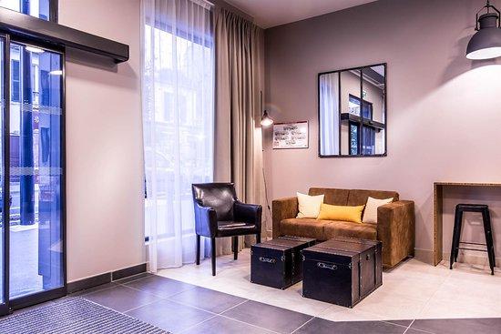 Best western plus suitcase paris la défense hotel bois colombes
