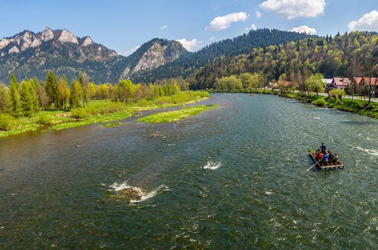 Private Dunajec River rafting tour from...