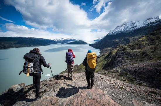 5 Tage Torres del Paine W Trek