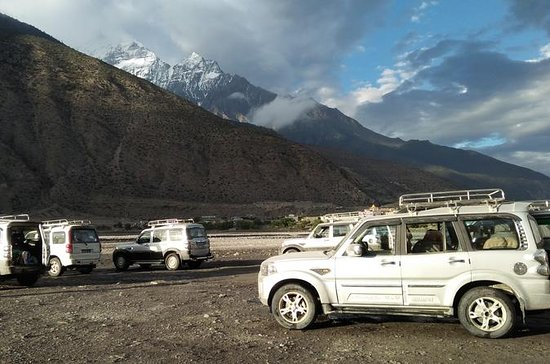 Jomsom Muktinath Jeep Adventure Tour...