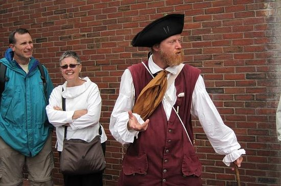 Tour of The Freedom Trail