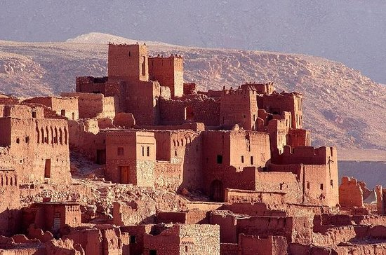 Private Day trip to Ait ben haddou...