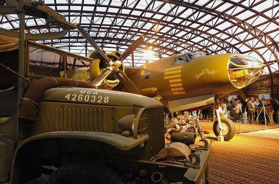 D-Day Landing Museum von Utah Beach...