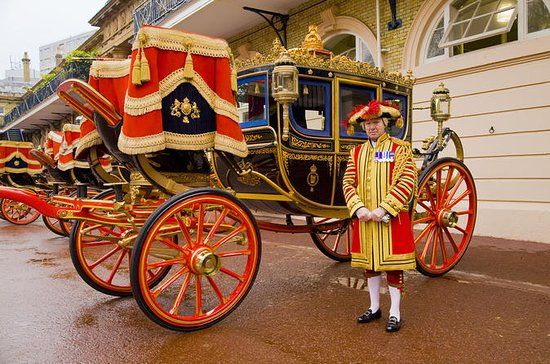 The Royal Mews Entry Ticket